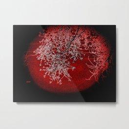 Florid Bough Sublime Metal Print