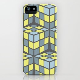 cascade - lemon iPhone Case