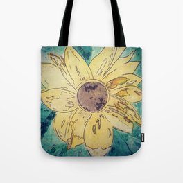 Sunflower madness Tote Bag