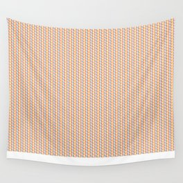 Arrow Plaid Pattern Watercolor Wall Tapestry