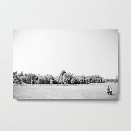 fields&loves&stuffs Metal Print