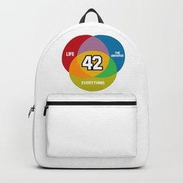 VENN DIAGRAM Backpack