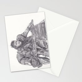 Mad Max - Tom Hardy Stationery Cards