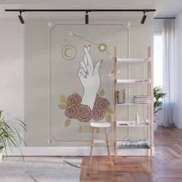 Aries Zodiac Series Wall Mural