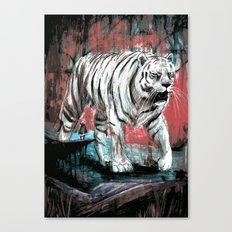 Byakko Canvas Print