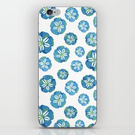 Blue Sand Dollars iPhone Skin