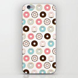 Super Sweet Donuts iPhone Skin