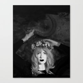 The Wrong Side Canvas Print