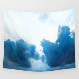 Before sunrise Wall Tapestry