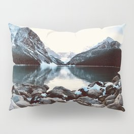 Lake Louise, Banff, Canada Pillow Sham