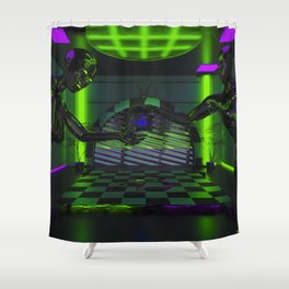 The Container Shower Curtain