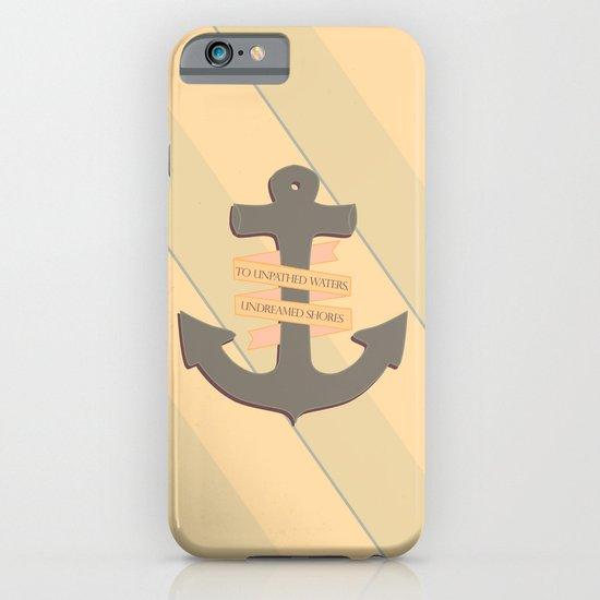 Winter's Tale iPhone & iPod Case