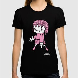 Girl Walking T-shirt