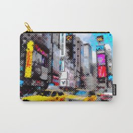New York Pop Art Carry-All Pouch