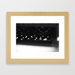 No Light Without Darkness #9 Framed Art Print