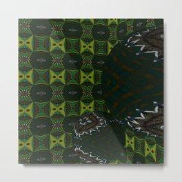 Greenball Room 3 Metal Print