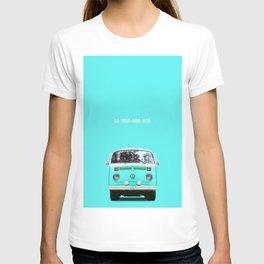 Blue way T-shirt