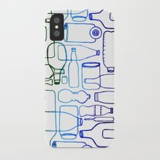connected bottles iPhone X Slim Case