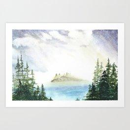 For Steve Art Print