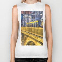 Margaret Bridge Budapest Biker Tank