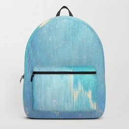 Blue Dreamscape Backpack