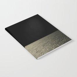 mareggiata dorata Notebook