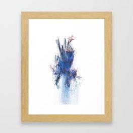 Unwelcome Gaze – Facebook 7 Framed Art Print
