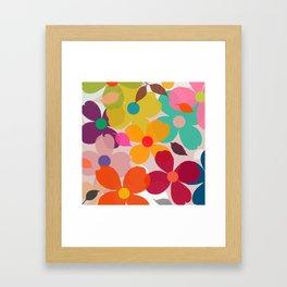 dogwood 11 Framed Art Print