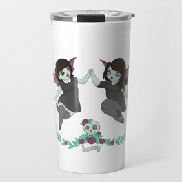 My Favorite Murder: Sweet Baby Angels Travel Mug