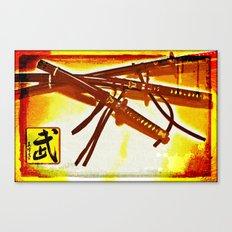 Warrior's Spirit Canvas Print
