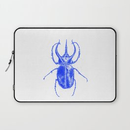 Royal bug Laptop Sleeve