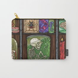 Oddities Carry-All Pouch