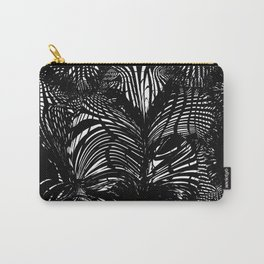 black stripes chaos Carry-All Pouch
