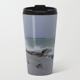 The Gale of Halloween '14 (Chicago Waves Collection) Travel Mug