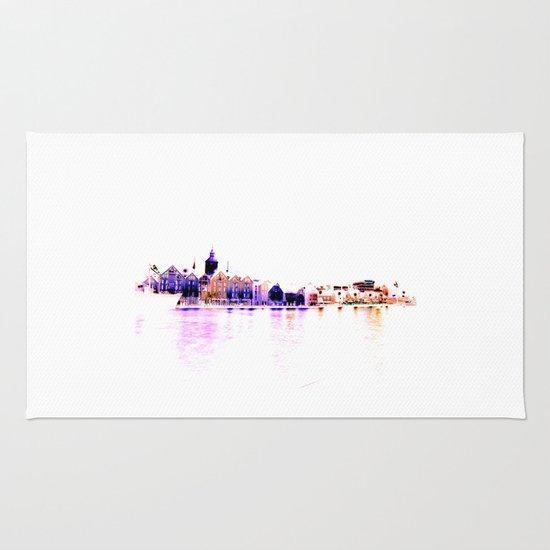 white harbor III. Rug