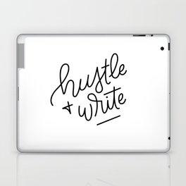 Hustle & Write Laptop & iPad Skin