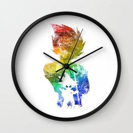 saiyan Wall Clock