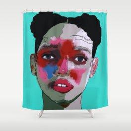 FKA TWIGS Shower Curtain