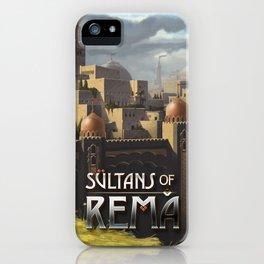 "Amin al Joddah ""The Jewel of the Desert"" iPhone Case"