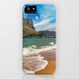Ao Noi beach Thailand iPhone Case