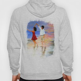 Dancing at the Beach Hoody