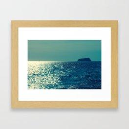 Santorini, Greece 18 Framed Art Print
