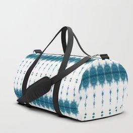 Orient Shibori Duffle Bag