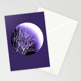 THE UltraViolet MOON Stationery Cards