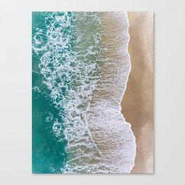 Surf II Canvas Print