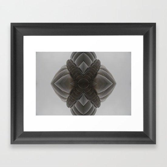 SDM 1011 (Symmetry Series) Framed Art Print