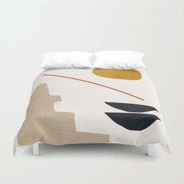 abstract minimal 6 Bettbezug