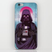 sith iPhone & iPod Skins featuring Holy Sith by That Design Bastard