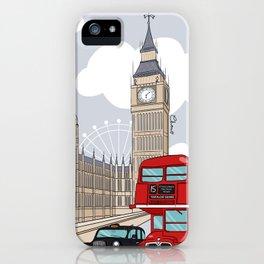 London style iPhone Case