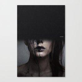 Desolation... Canvas Print